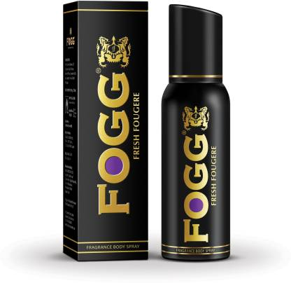 Fogg Fresh Deodorant Spray - For Men & Women