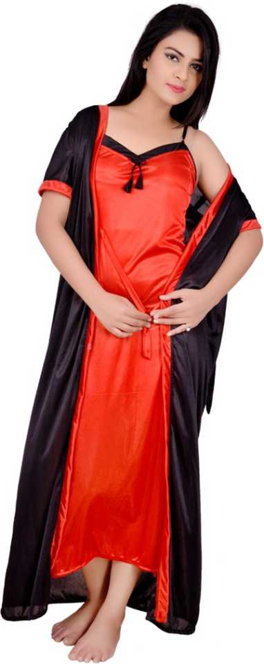 Women Nighty with Robe