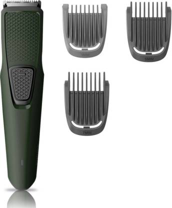 Philips Trimmer for Men ( BT1210 Runtime - 30 min)