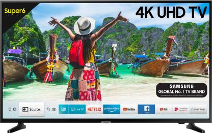 Samsung Super 6 125cm (50 inch) Ultra HD (4K) LED Smart TV